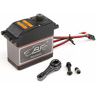 Baja Losi Steering Servo 65kg Digital Metal HV Dual sided servo
